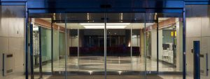 Entrance slider Slider 300x114 - تعمیر درب شیشه ای