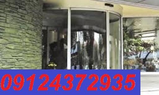 15684 - تعمیر درب شیشه ای